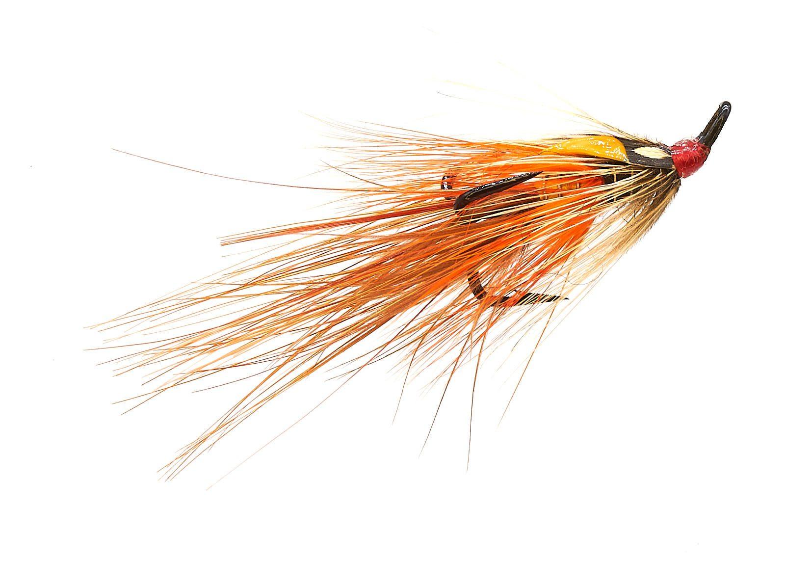 Bann Special Treble Hook Fly # 8