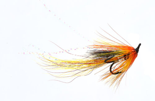 Cascade Treble Hook fly # 8