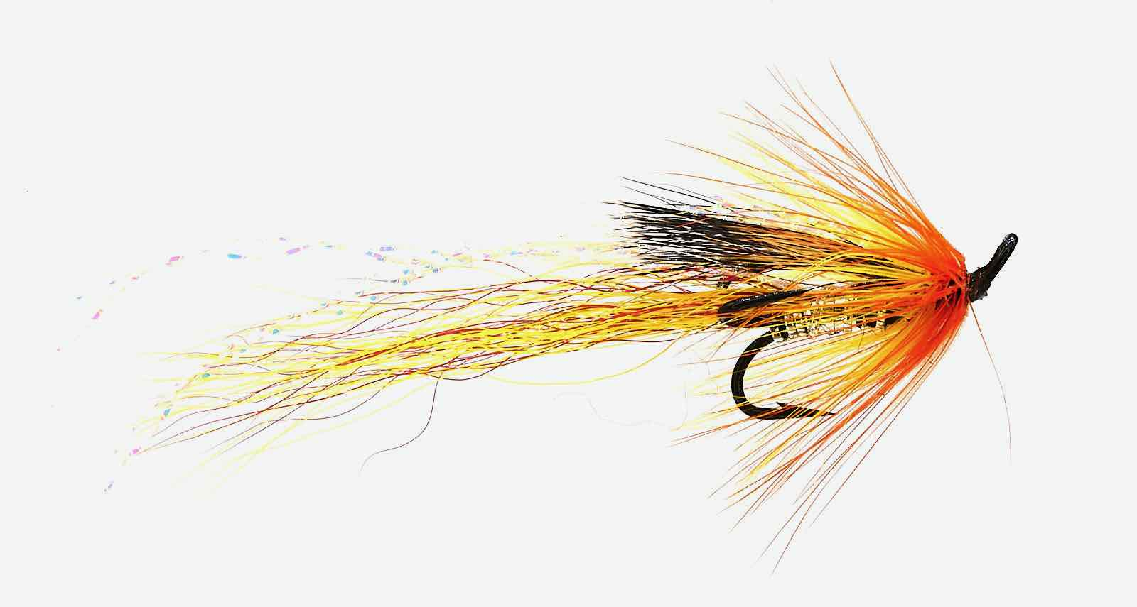 Cascade Treble Hook fly # 8