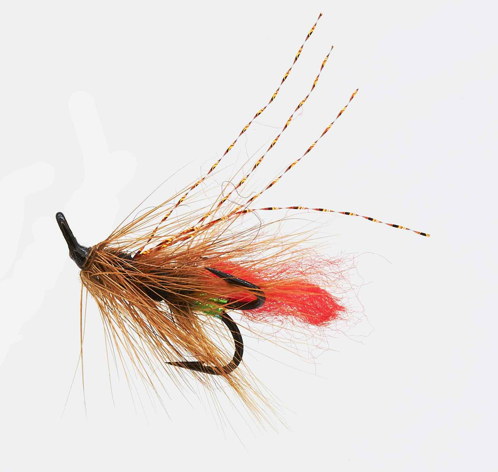 Ullsok Treble Hook fly #8