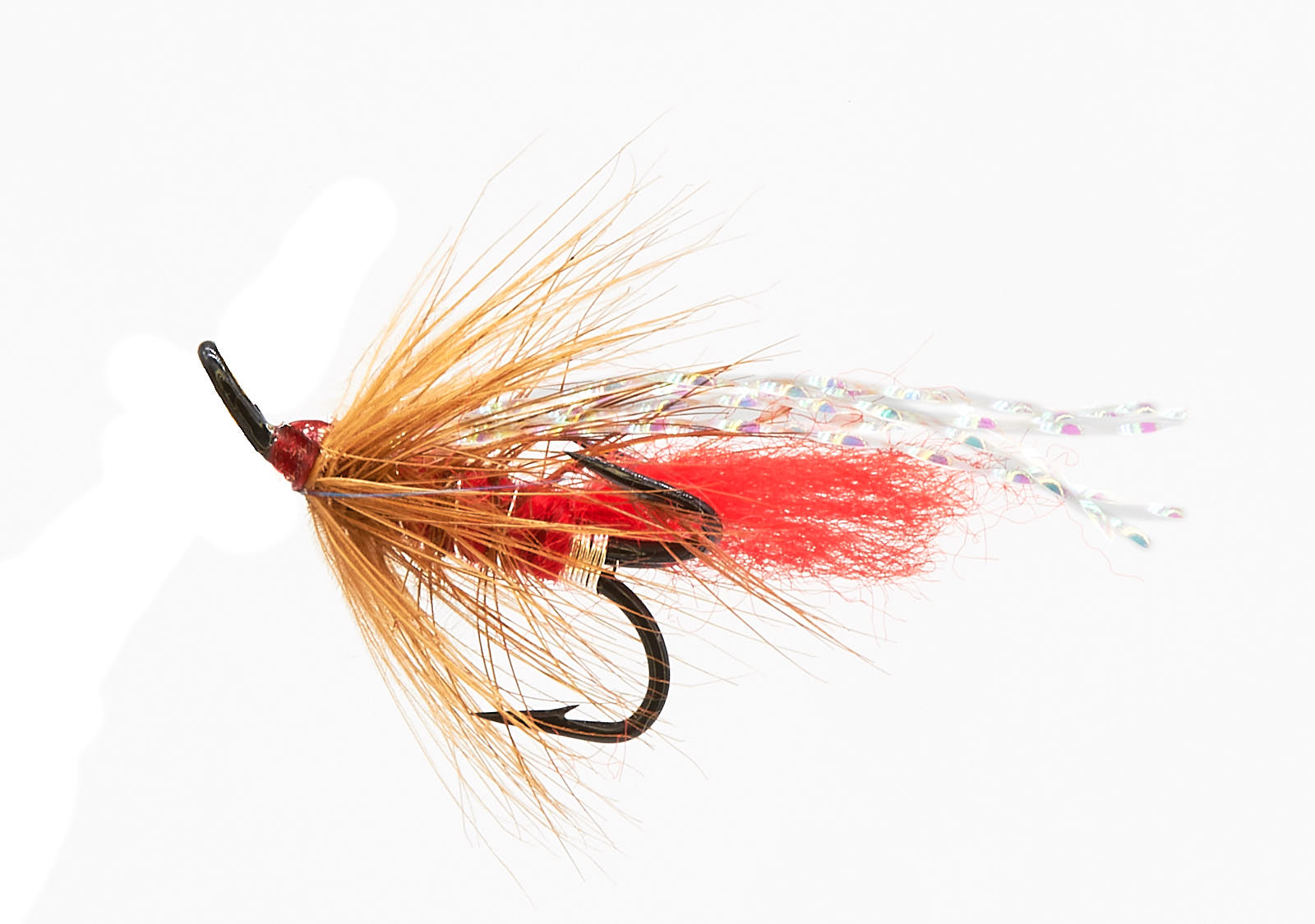 Soldier Palmer Treble Hook # 12
