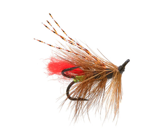 Ullsok Treble Hook fly # 12