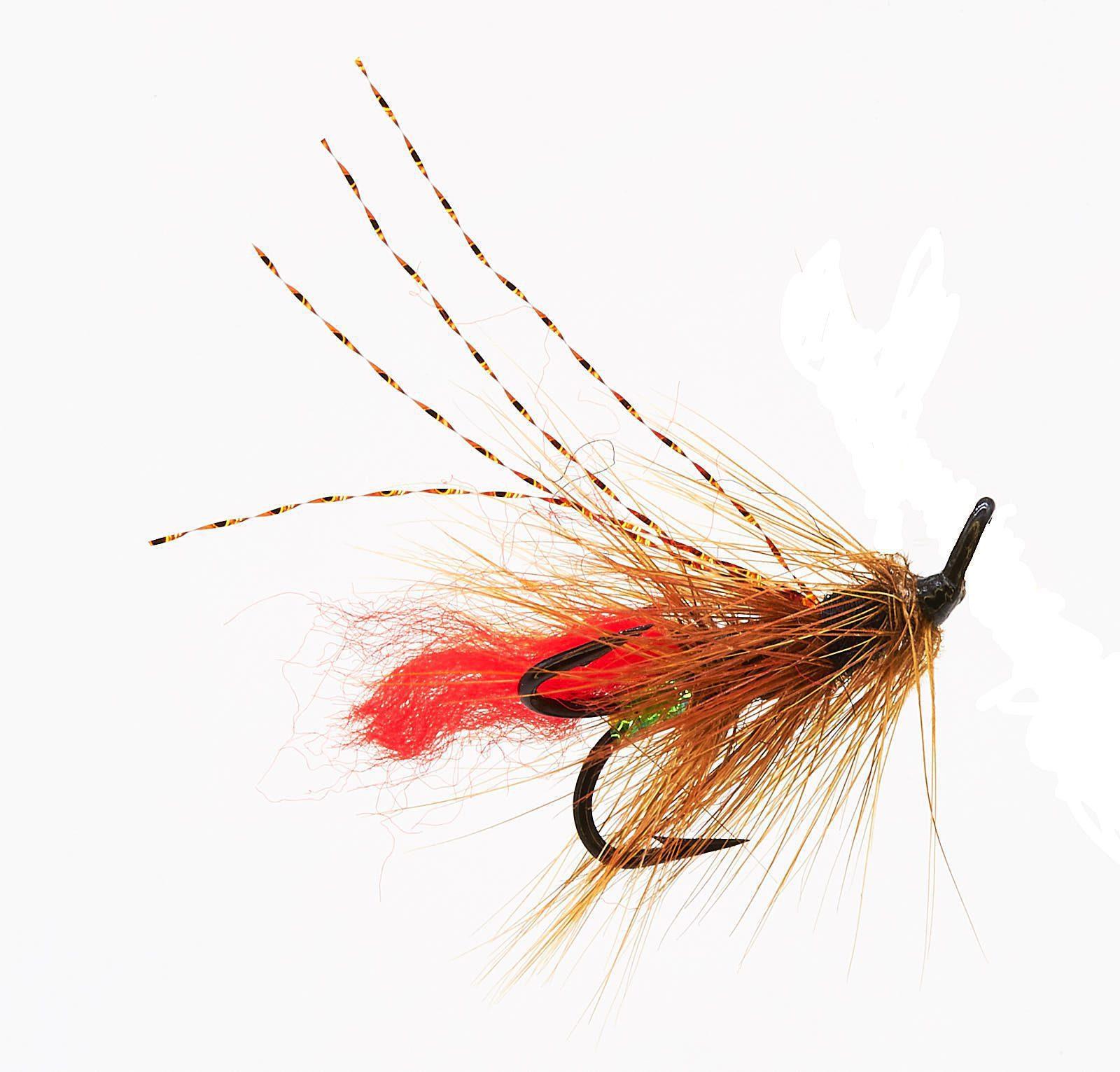 Ullsok Treble Hook fly # 8 - 2
