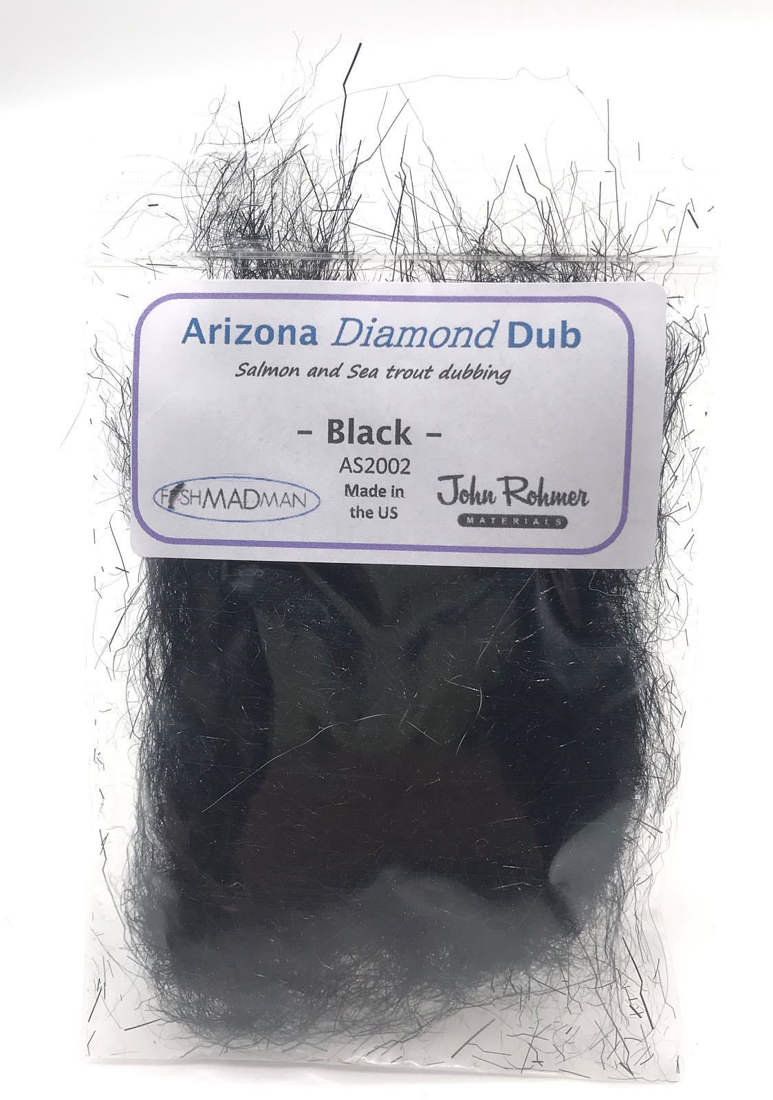 Arizona Diamond Dub Black
