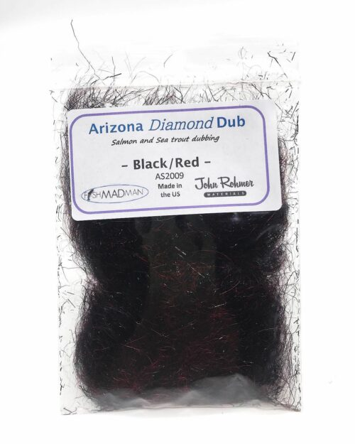 Arizona Diamond Dub Black Red