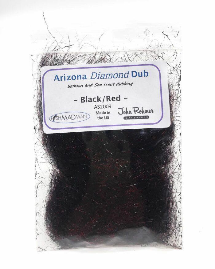 Arizona Diamond Dub Black Red
