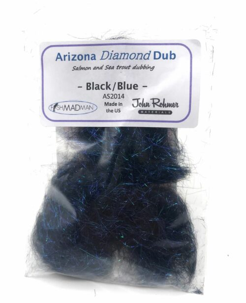 Arizona Diamond Dub Black blue