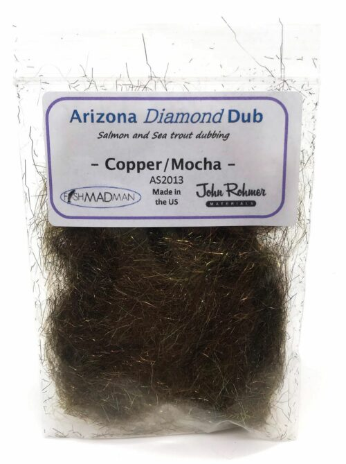 Arizona Diamond Dub Copper mocha