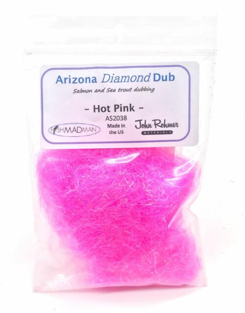 Arizona Diamond Dub Hot Pink