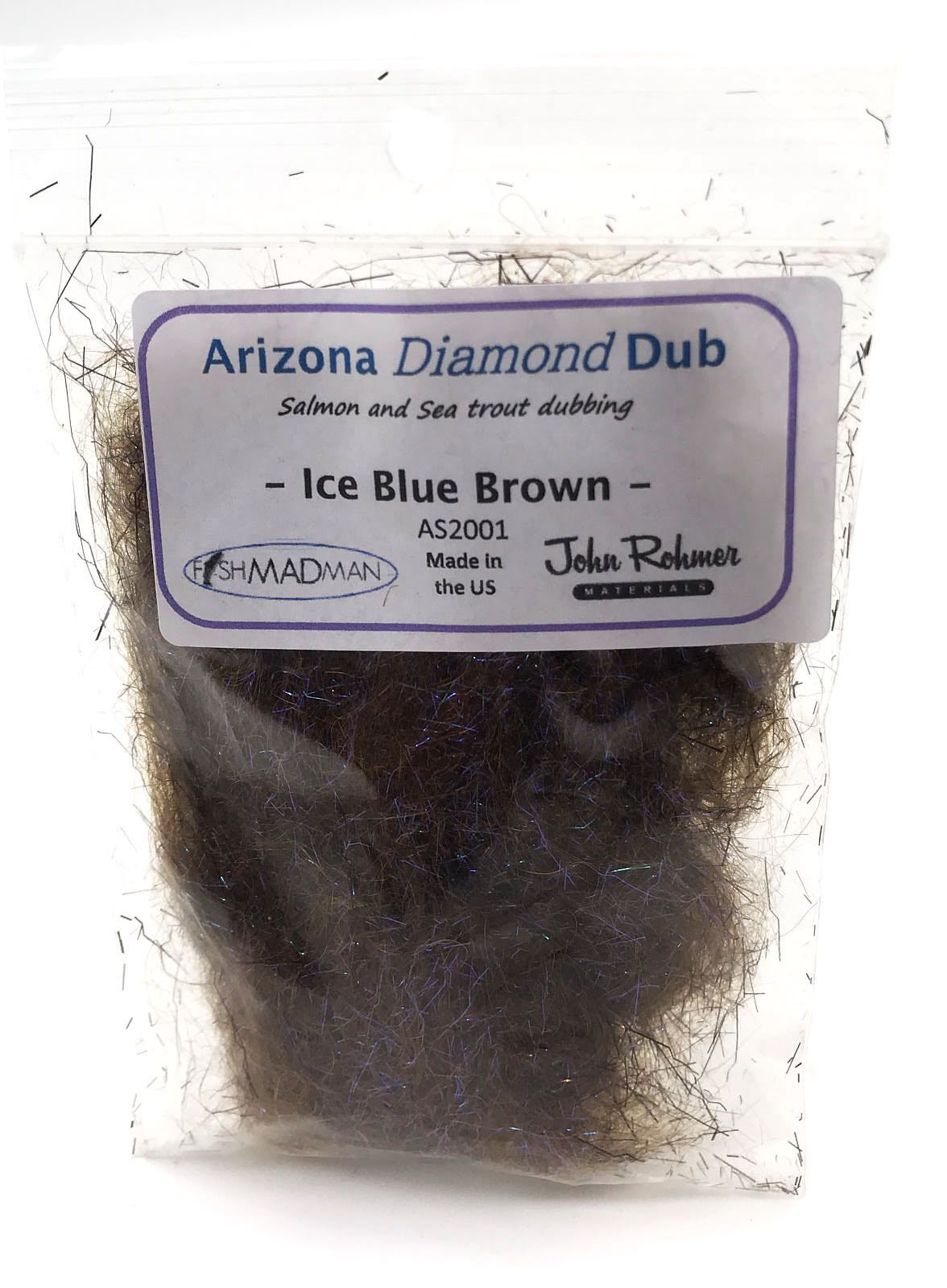 Arizona Diamond Dub Ice Blue Brown