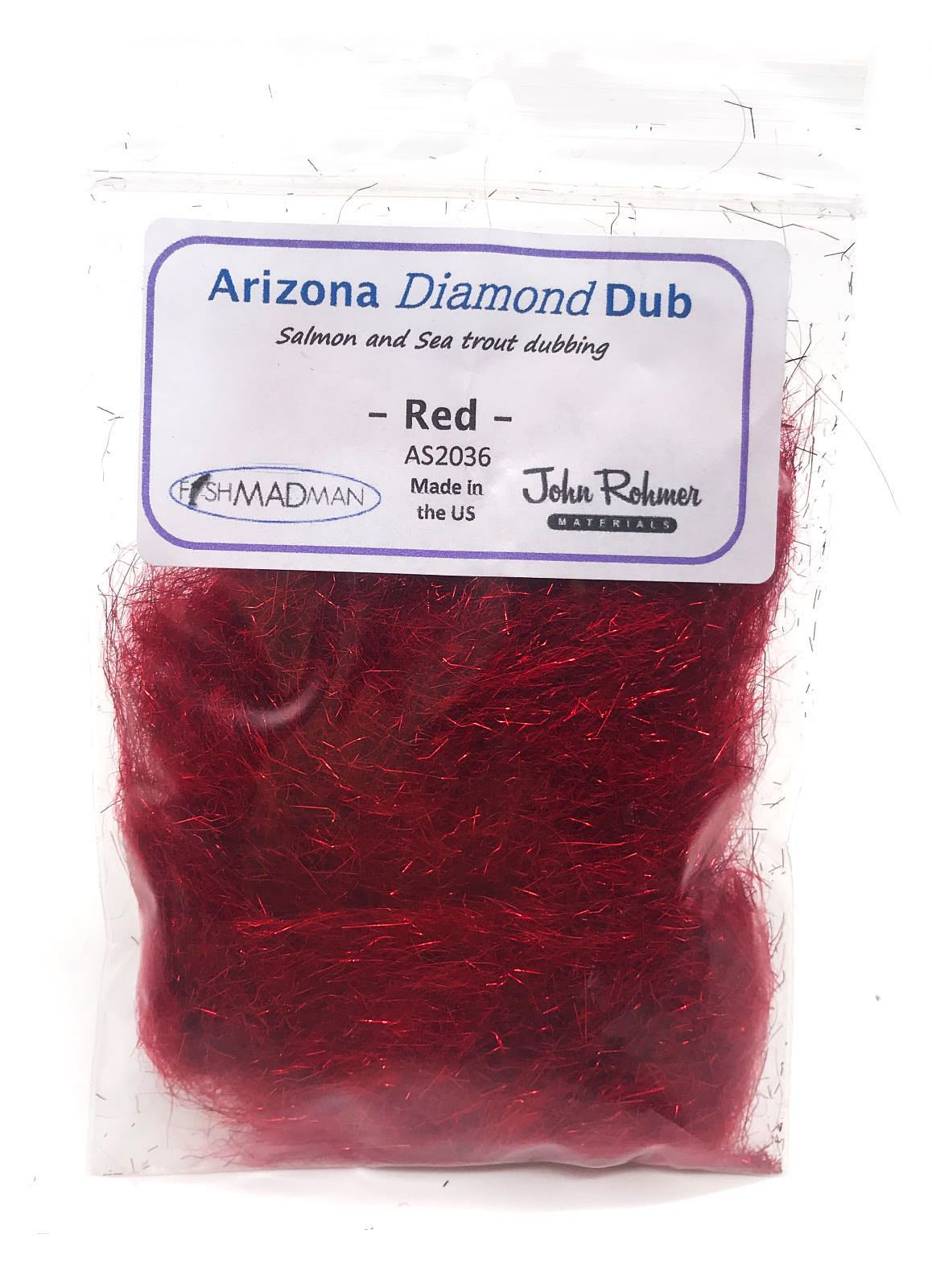 Arizona Diamond Dub Red