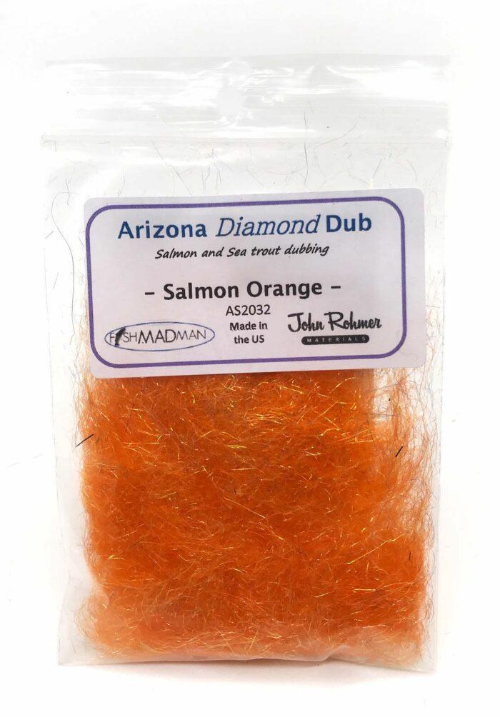 Arizona Diamond Dub Salmon Orange