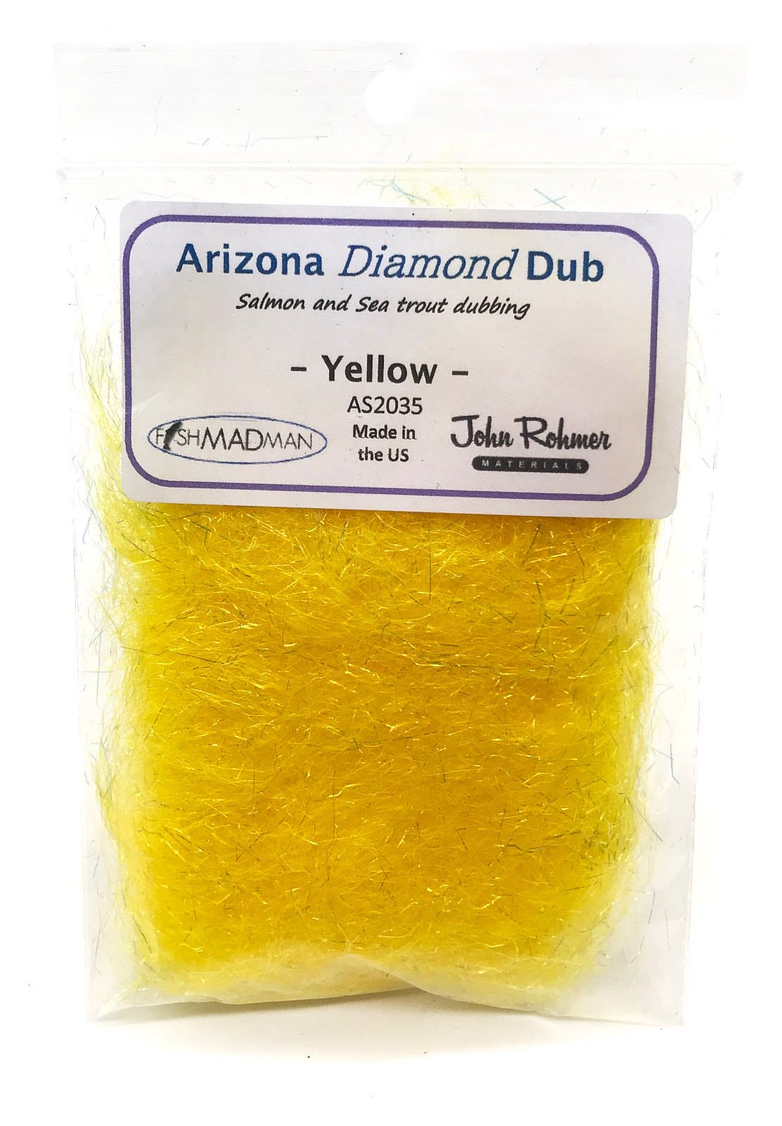 Arizona Diamond Dub yellow