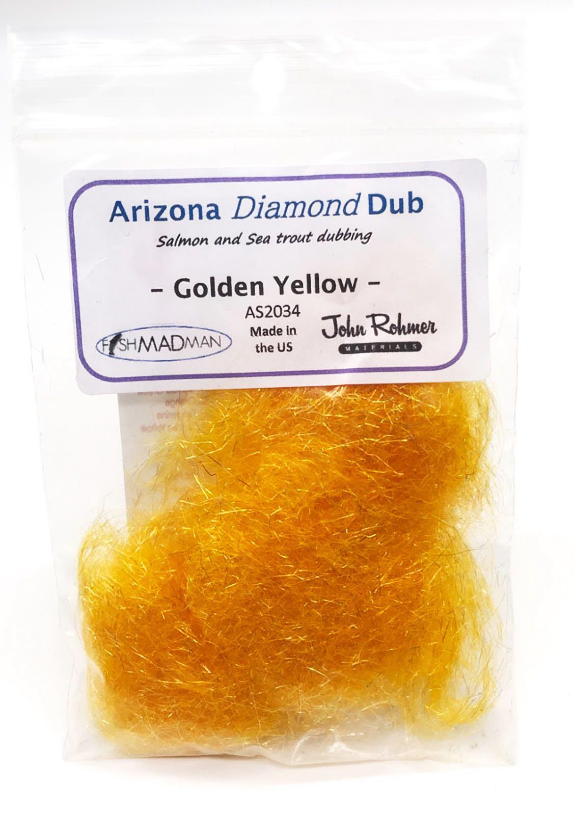 Arizona Diamond Dub Golden Yellow