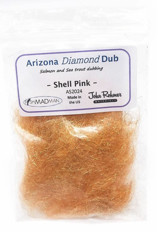 Arizona Diamond Dub Shell Pink AS2024
