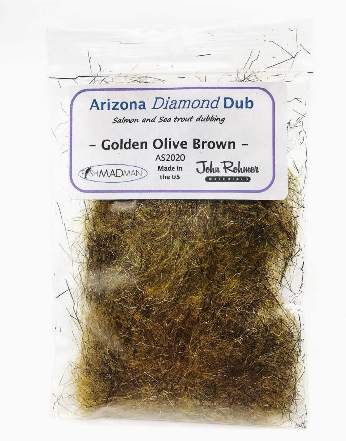 Golden Olive Brown