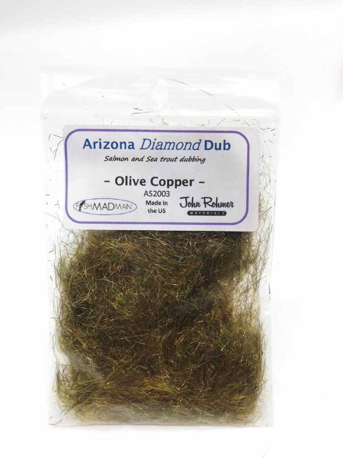 Arizona Diamond Dub Olive Copper