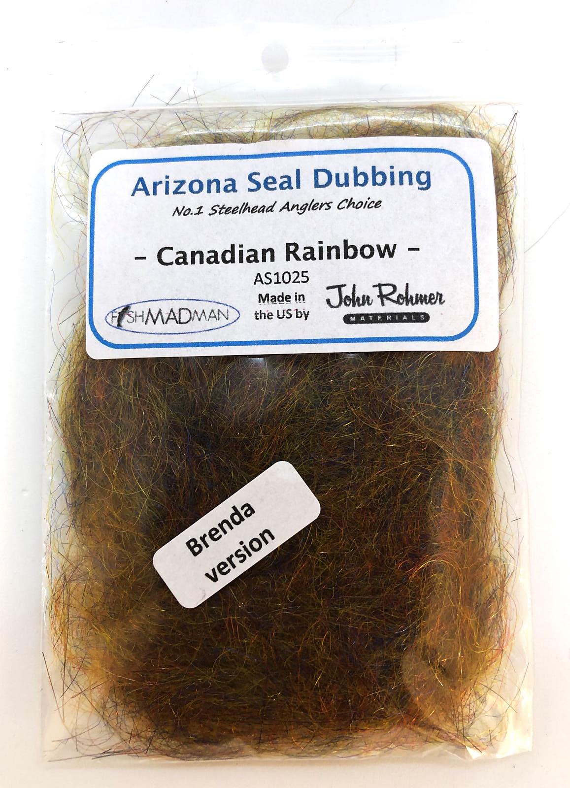 Arizona Simi Seal Dubbing Canadian Rainbow AS1025